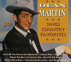 Sings Country Favorites