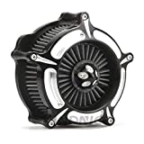 Moto Turbine Spike Air Cleaner sportster 883 filtro di aspirazione dell'aria Per Harley Sportster 1200 883 Forty Eight