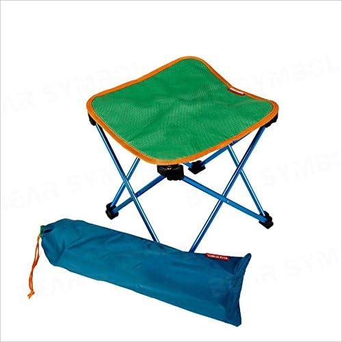 Table de camping table pliante Camping en plein air Chaise de pêche pliante en alliage d'aluminium aéronautique pour la pêche en camping Voyage Randonnée Pique-nique Plage