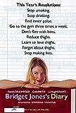 Bridget Jones's Diary Movie Poster (27,94 x 43,18 cm)