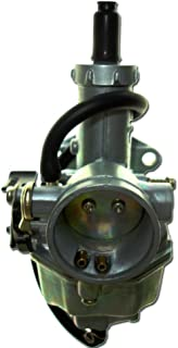 New Carb Construction Carburetor Fit For 1984 1985 1986 HONDA ATC 200S Trike ATC200S Carb Lever Style