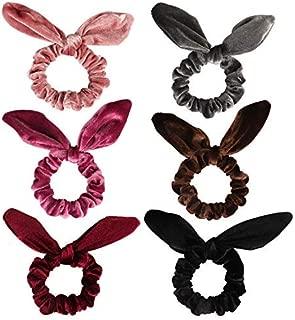 Best velvet scrunchie bow Reviews