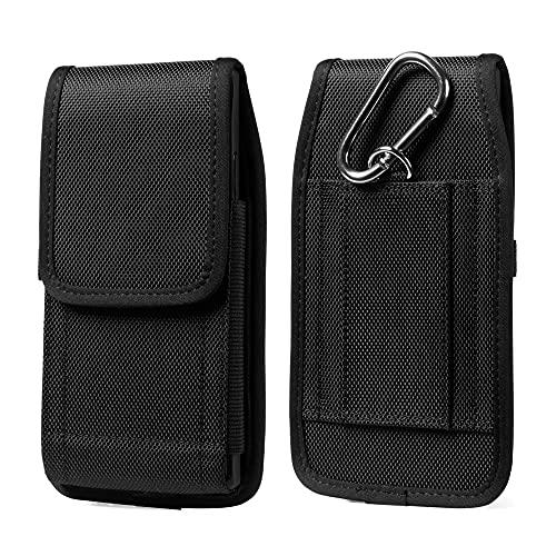 Tangostu Universal-Nylon-Schutzhülle für Samsung Galaxy A10S A11 A30S A31 A51 S20 FE S20+ S10 Plus, iPhone 12 11 Pro Max/XS Max 8 Plus, LG V50 G8S ThinQ Stylo 5 -L