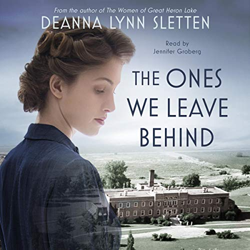 The Ones We Leave Behind cover art
