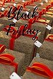 Notebook: Black Friday: Planifier vos achats et faites des économies de dingue...