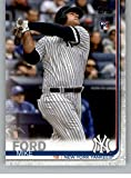 2019 Topps Update (Series 3) #US78 Mike Ford RC Rookie New York Yankees Official Baseball Trading Card. rookie card picture