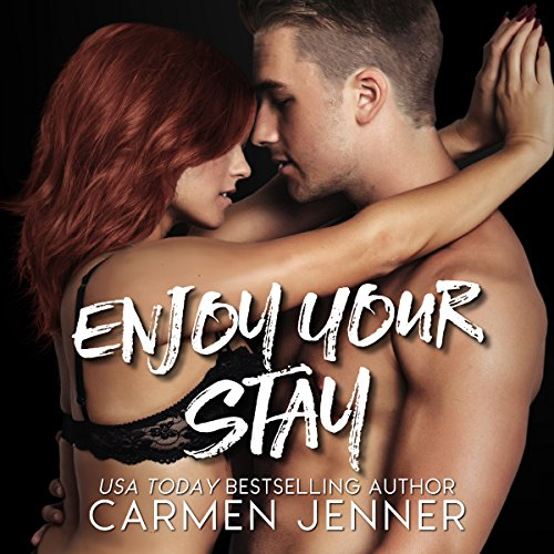 Enjoy Your Stay audiobook cover art