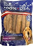 Pet Factory 78264 Beefhide | Dog Chews, 99% Digestive, Rawhides to Keep Dogs Busy, 100% Natural, Peanut Butter...