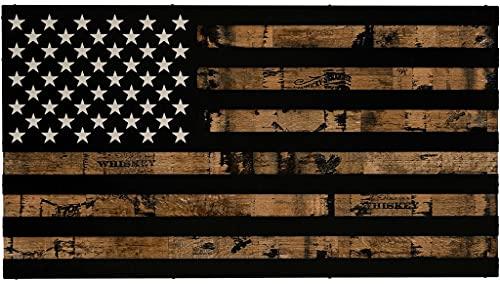 Tactical Traps 1791 MAX Whiskey Barrel American Flag Gun...