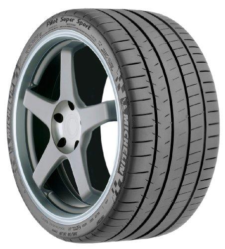 MICHELIN Pilot Super Sport Performance Radial Tire-275/35ZR20/XL 102Y