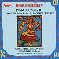 Khachaturian:Pno Concerto