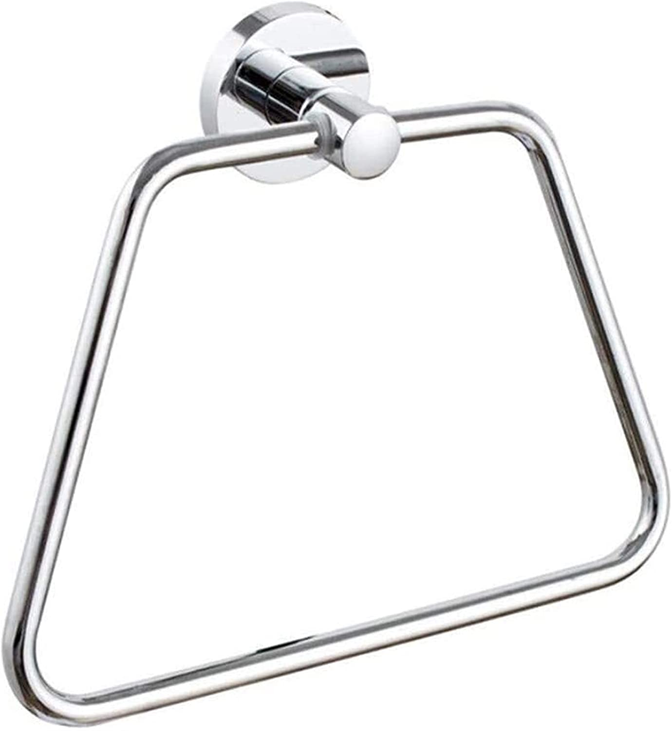 Towel rack Wall Mounted Creativity Safety and trust Trapezoid Ring Excellence Simple