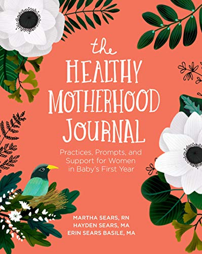 The Healthy Motherhood Journal: Practices, Prompts, and Support for Women in Baby's First Year