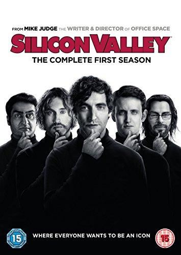 Silicon Valley Season 1 (2 Dvd) [Edizione: Regno Unito] [Reino Unido]