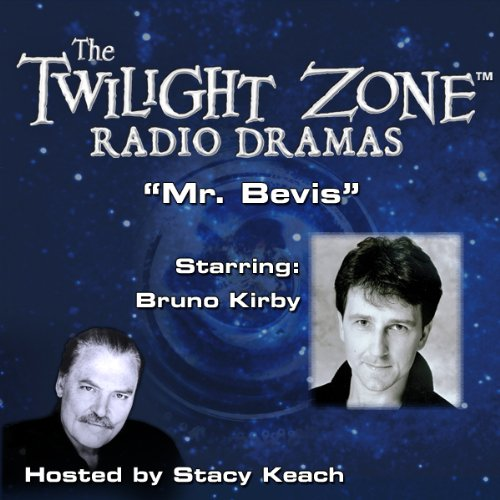 Mr. Bevis audiobook cover art