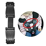 Hebilla para Cinturón de Seguridad - Evita que el Niño Saque los Brazos de la Silla Coche Bebe - Pinzas para Coche o Silla de Bebe - Sistema de Seguridad Bebe Coche - Houdini Stop