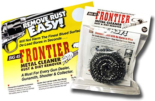 Big 45 Frontier Metal Cleaner