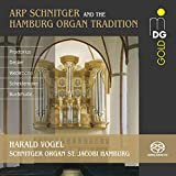 ARP Schnitger and The Hamburg Organ Tradition
