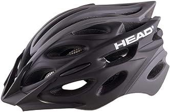 Head Bike Casco MTB W07 in-Mould, Bicicleta Unisex Adulto, Gris, Grande