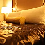 ZSH Wasserdichtes Spielblatt (Adult Couple Game Sex Bed Passion Supplies) wasserdichte Betttücher Lover Product Tool Wasserdichtes Flirten SM Schwarz,210 × 130cm