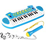 Best Piano For Toddlers - Love&Mini Piano Toy Keyboard for Toddlers Musical Instrument Review