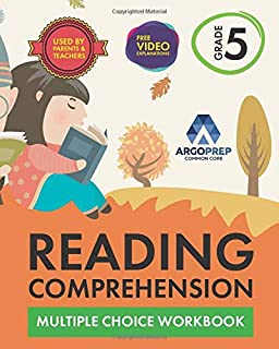 5th Grade Reading Comprehension Workbook: Daily Practice Workbook - Part I: Multiple Choice | 600+ Practice Questions and ...