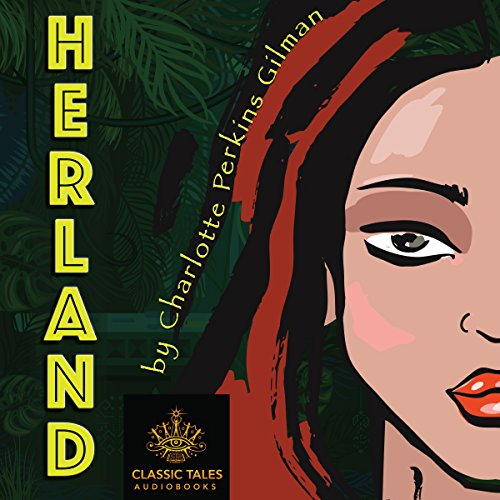 Herland audiobook cover art