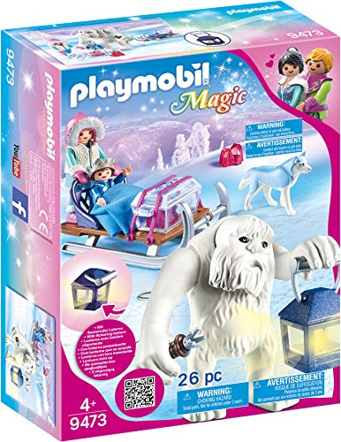 Playmobil 9473 Magic Ahaka Met Slee