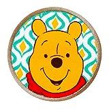 Mono Quick - Disney Pooh, Tigger, I-Ah - Appliqué, Patch, Iron, Sew, Iron on Patches (14501 Winnie the Pooh)
