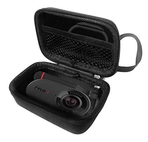 FitSand Hard Case Compatible for Rylo 360 Video Camera