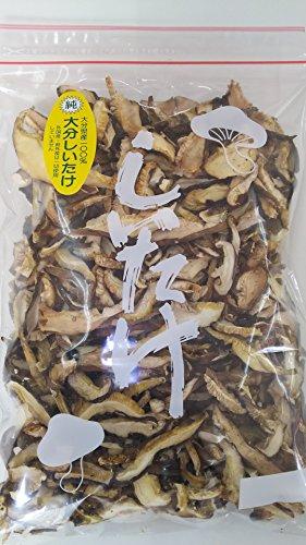 大分県産 椎茸スライス100g