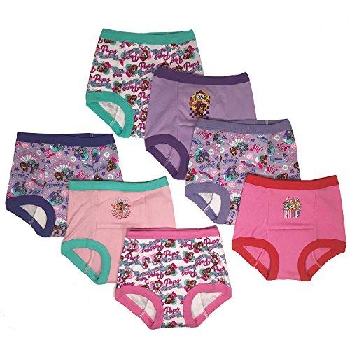 Nickelodeon Toddler Girls' Paw Patrol Training Pants, Paw7 2T