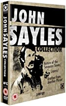 The John Sayles Collection (Region 2 UK DVD import) (3 DVD Set - The Return Of The Secaucus Seven / Lianna / The Brother From Another Planet)