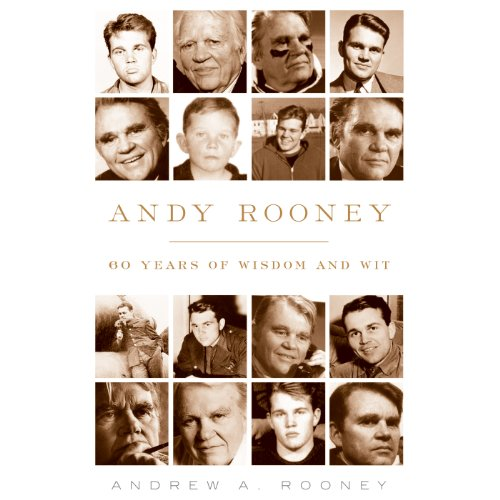 Andy Rooney     60 Years of Wisdom and Wit              By:                                                                                                                                 Andy Rooney                               Narrated by:                                                                                                                                 J. Paul Guimont                      Length: 10 hrs and 6 mins     Not rated yet     Overall 0.0