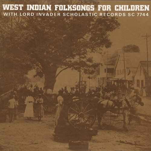 West Indian Folksongs for Chil