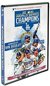2020 World Series Champions  Los Angeles Dodgers [DVD]