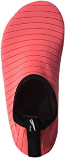 Men And Women Wading Non-slip Diving Socks Beach Shoes Snorkeling Swimming Shoes Barefoot Treadmill Yoga Soft Shoes (Color : Pink, Size : 40-41)