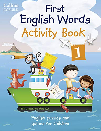 Activity Book 1: Age 3-7