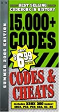 Codes & Cheats Summer 2006 Edition: Over 15,000 Secret Codes (Prima Official Game Guide)