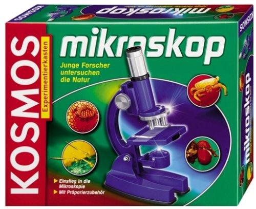 Kosmos Mikroskop-Experimentierkasten 635510
