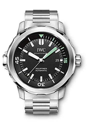IWC da uomo Aquatimer 42mm Bracciale in acciaio & custodia cristallo...