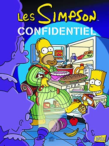 Les Simpson - tome 26 Confidentiel (26)