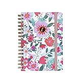 Cuaderno T-Notes Valentina- A5- Interior Rayas- Takenote 242-5 Agendas- Wireo (rojo)