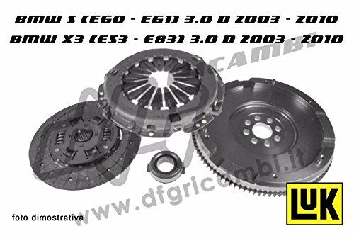 Kit embrague volante Luk KV0092-415036210 - 624328600
