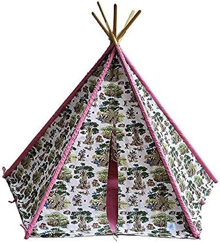 Kinder Spielzelt Eine Vielzahl von Mustern Indische Zelt Fünf-Winkel-Zelte Indoor Outdoor-Garten-Zelt (beinhaltet Keine Spielzeug und Ornamente)