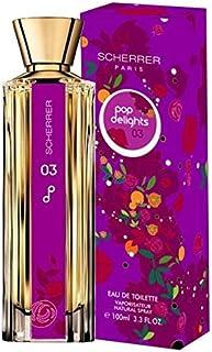 Jean Loues Scherrer Pop Delights 03 Women's Eau de Toilette, 100 ml
