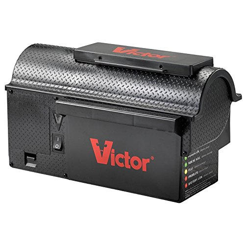 victor multi kill electric mouse trap