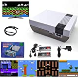 HONZZ (1 Kit) Classic Game Console, HDMI Output NES Console, Built-in 621 Classic Games, Handheld Game Console for Family TV, Focus in a Gifts for Child