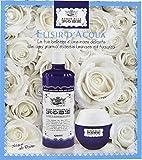 Acqua alle Rose, Cofanetto con Tonico e Crema Idratante Viso Rivitalizzante, Kit di Bellezza Idratante e Revitalizzante per il Viso - Dermatologicamente Testato - 350 ml