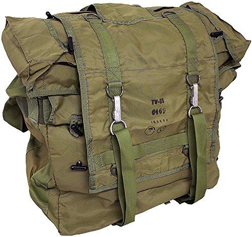 チェコ軍 2WAY パラシュートバッグ